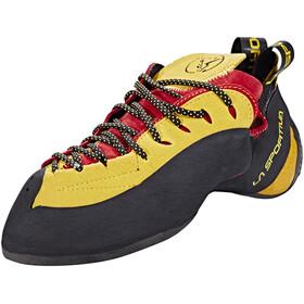 La Sportiva Testarossa Climbing Shoes Unisex Red/Yellow